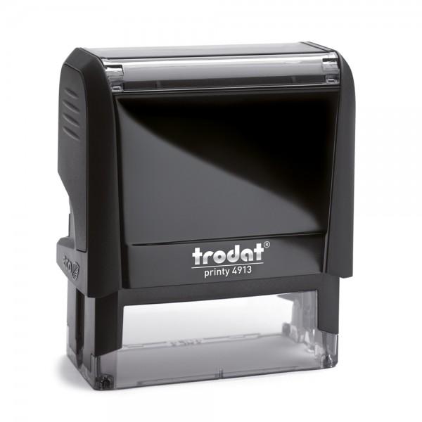 Tampon Trodat entreprise - Trodat Printy 4913 - 58 x 22 mm