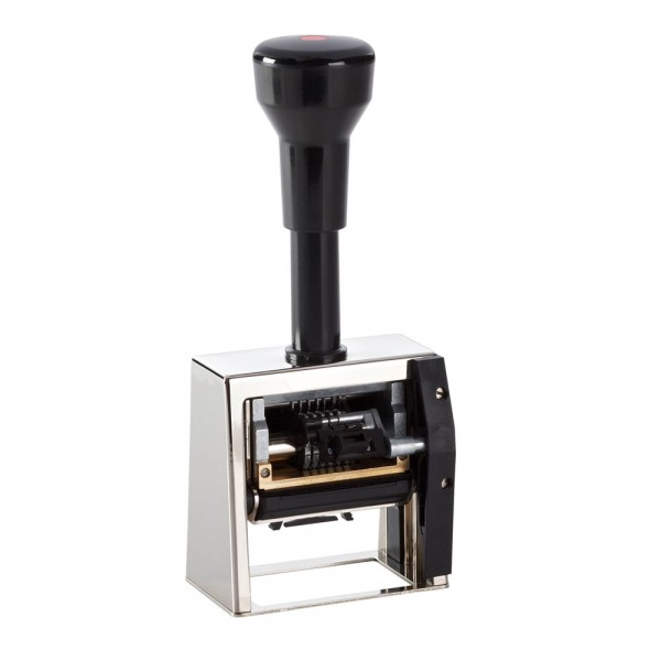 Reiner folioteur N53a - 6 chiffres, 4mm