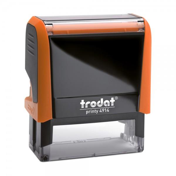 Trodat Printy 4914 64x26 mm / 6 lignes