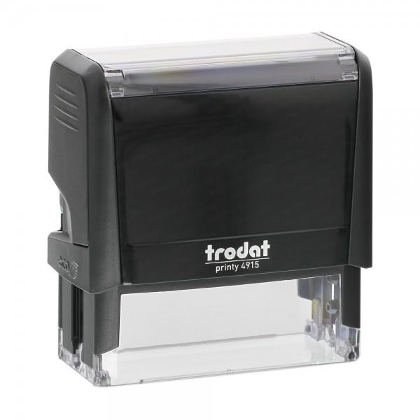 Tampon Trodat entreprise - Trodat Printy 4915 - 70 x 25 mm
