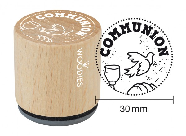 Woodies tampon Communion