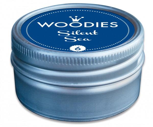 Woodies tampon encreur Silent Sea