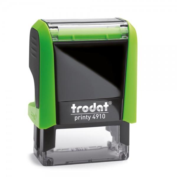 Tampon scolaire Trodat Printy 4910 - Bravo