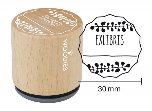 Woodies tampon Exlibris 2